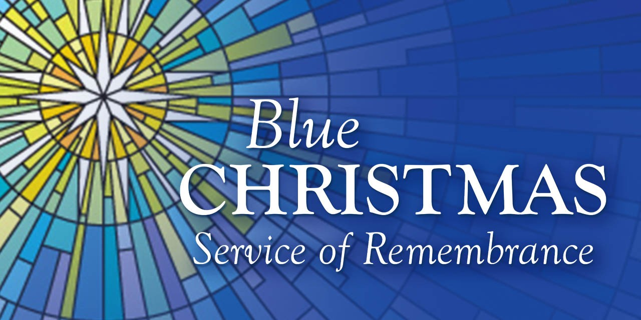 blue christmas service of remembrance